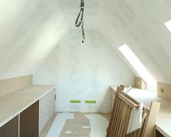 Waroux David - Aménagement grenier